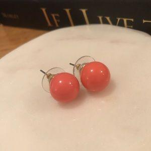 Salmon Earrings